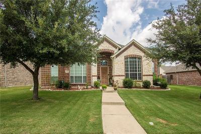 Royse City Single Family Home Active Option Contract: 212 Midnight Drive