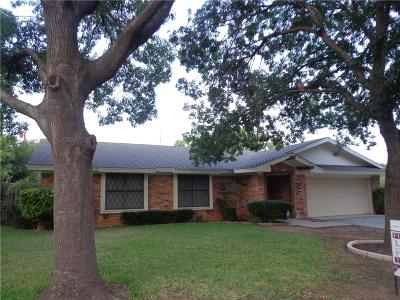 Brownwood Single Family Home For Sale: 2308 10th Street