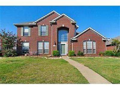 Frisco Single Family Home For Sale: 8109 Steamers Lane