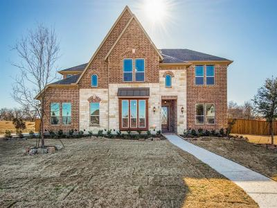 Prosper Single Family Home For Sale: 1610 Dublin Ridge Drive