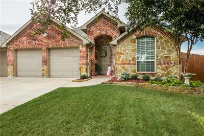 Forney Single Family Home Active Option Contract: 101 Kelli Drive