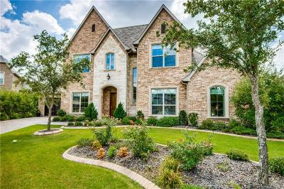 Flower Mound Single Family Home For Sale: 3613 Valencia Court