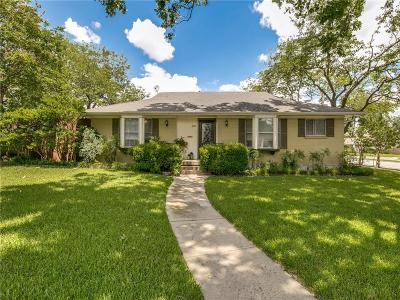 Parkview Estates Single Family Home For Sale: 200 S Waterview Circle