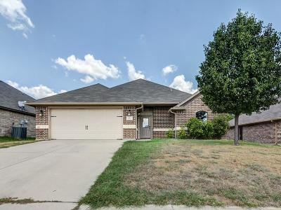 Weatherford Single Family Home For Sale: 813 Soapberry Drive