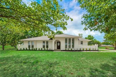 Rockwall Single Family Home For Sale: 459 Zollner Road