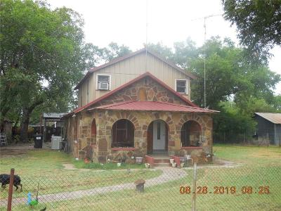 Eastland Single Family Home For Sale: 718 Highway 3363