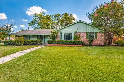 Dallas Single Family Home For Sale: 11578 Cromwell Circle