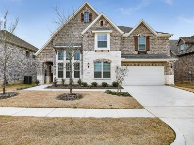 Mckinney Single Family Home For Sale: 2116 Millwall Drive