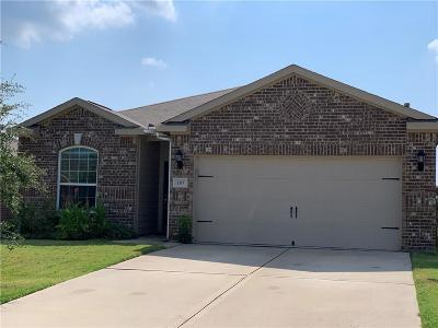Forney Single Family Home For Sale: 2117 Bluebell