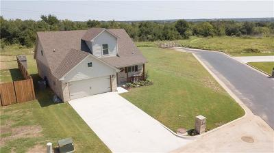 Stephenville Single Family Home For Sale: 102 Bear Hollow