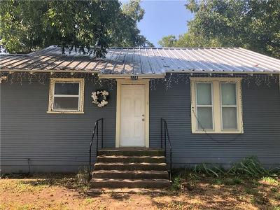 Comanche County Single Family Home For Sale: 224 E Oak Avenue
