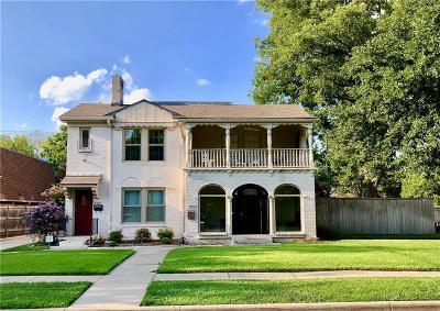 Dallas County Multi Family Home For Sale: 4412 Emerson Avenue