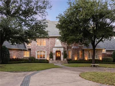 Dallas County Single Family Home For Sale: 4827 Kelsey Road