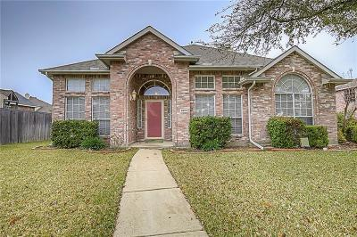 Residential Lease For Lease: 8801 Briarcrest Drive