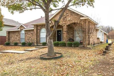 Carrollton  Residential Lease For Lease: 3803 Silver Maple Drive