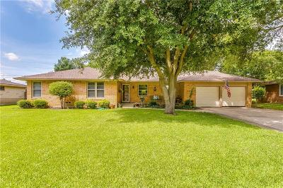 Richland Hills Single Family Home Active Option Contract: 3613 London Lane