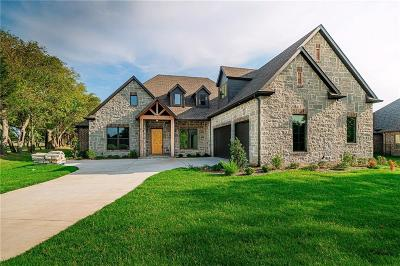 McKinney Single Family Home For Sale: 4273 Waterstone Estates Drive