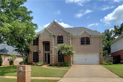 Flower Mound Single Family Home Active Option Contract: 4304 Crescent Drive