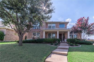 Lewisville Single Family Home For Sale: 624 King Lionel Lane