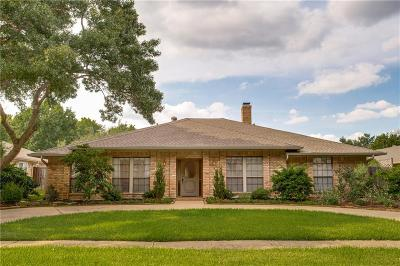 J J Pearce Sec 01, J J Pearce Sec 02, J J Pearce Sec 03 Single Family Home For Sale: 1212 Chesterton Drive
