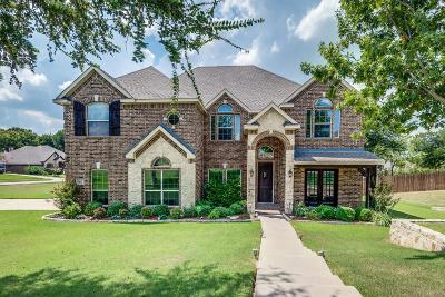 Midlothian Single Family Home For Sale: 1821 Coyote Court
