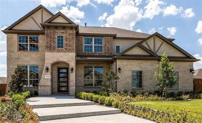 Mckinney Single Family Home For Sale: 7609 Fossil Creek Trail