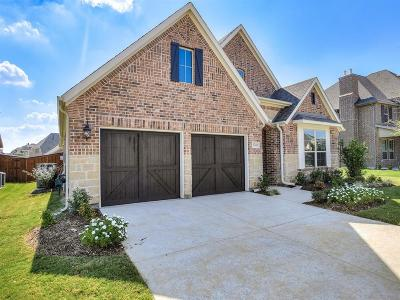 The Colony Single Family Home For Sale: 3748 Nottingham