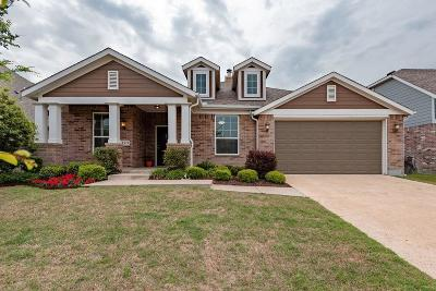 Celina Single Family Home For Sale: 4321 Switchgrass Street