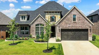 Rowlett Single Family Home For Sale: 6917 Chianti Court