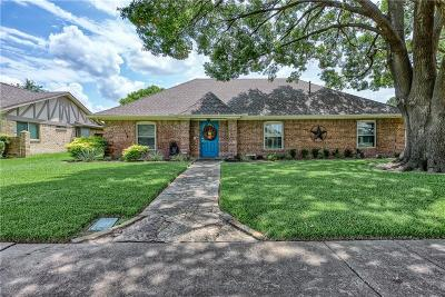 Plano Single Family Home For Sale: 3824 Graphic Place