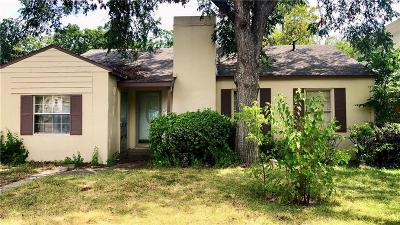 Dallas County Single Family Home For Sale: 7714 Caillet Street