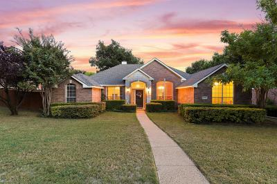 Frisco Single Family Home For Sale: 8701 Pinnacle Drive