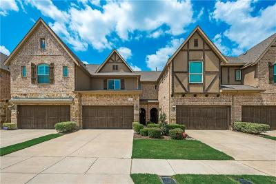 Euless Townhouse For Sale: 1625 Brook Grove Drive