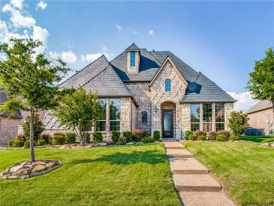 Prosper Single Family Home Active Option Contract: 1141 Circle J Trail