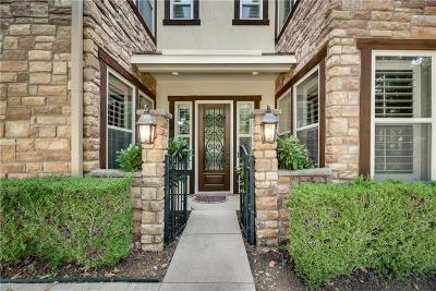 Grapevine Townhouse For Sale: 4634 Trevor Trail