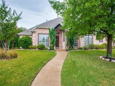 North Richland Hills Single Family Home Active Option Contract: 8204 Thornbush Drive
