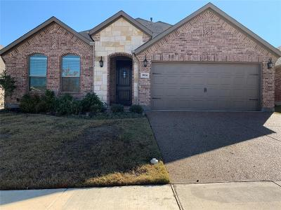 Fort Worth Single Family Home For Sale: 3016 Waterfall Drive