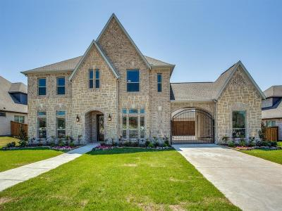 Prosper Single Family Home For Sale: 1640 Dublin Ridge Drive