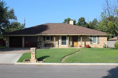 Stephenville Single Family Home For Sale: 1424 Prairie Wind Boulevard