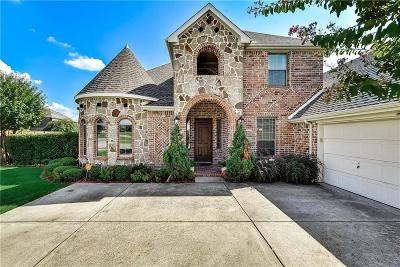 Sachse Single Family Home For Sale: 5730 Creek Crossing Lane