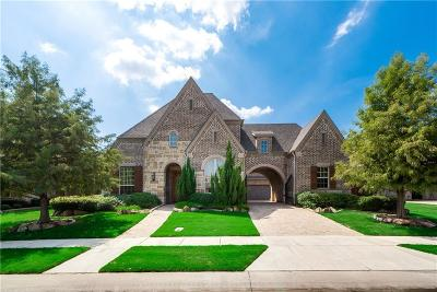 Irving Single Family Home For Sale: 636 Scenic Drive