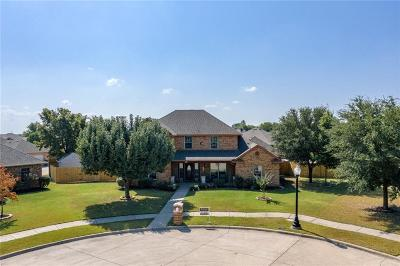 Red Oak Single Family Home For Sale: 104 Dovehill Circle