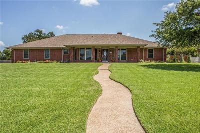 Stephenville Single Family Home Active Option Contract: 1473 Highland View Road
