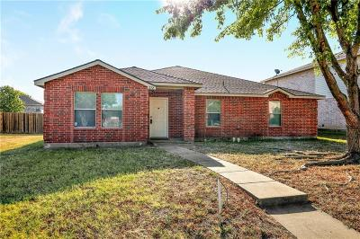 Cedar Hill Single Family Home Active Option Contract: 1272 Highview Drive