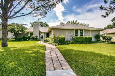 Plano Single Family Home For Sale: 1509 Montclair Drive