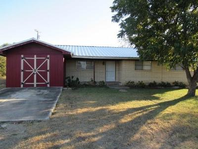 Brownwood Single Family Home For Sale: 6909 Forbess Drive