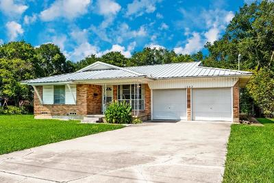 Single Family Home For Sale: 1002 Grant Drive