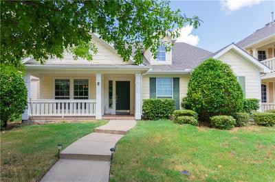 Melissa Single Family Home For Sale: 2707 Jackson Drive