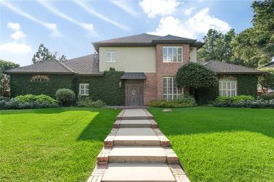 Colleyville Single Family Home For Sale: 4712 Green Oaks Drive