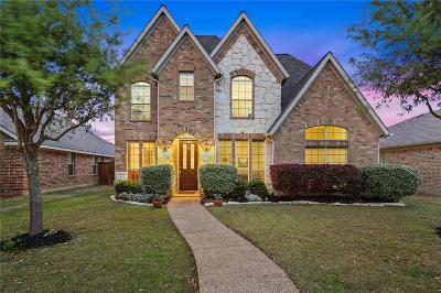 Frisco Single Family Home Active Option Contract: 12640 Red Hawk Drive